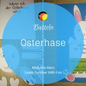 basteln an ostern in der grundschule: osterhase mit flipbook