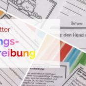 Vorgangsbeschreibung für DaF und Grundschule- Arbeitsblätter Deutsch