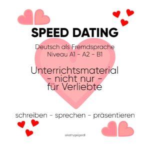 Speeddating im Deutschunterricht