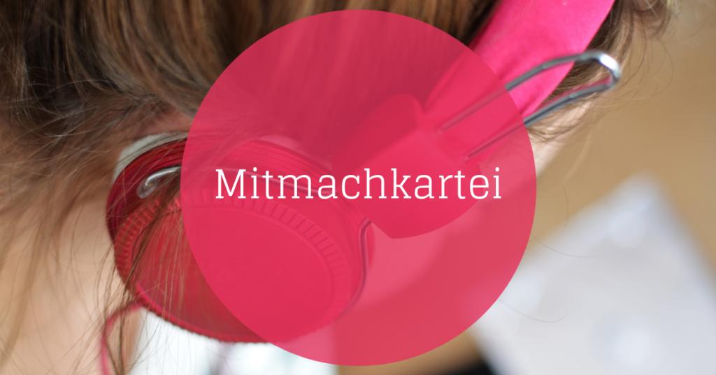 Mitmachkartei- Spiele und Versuche zum Ohr- Sachunterricht