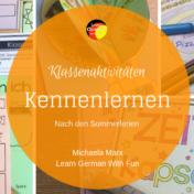 Ideen für die Zeit nach den Sommerferien