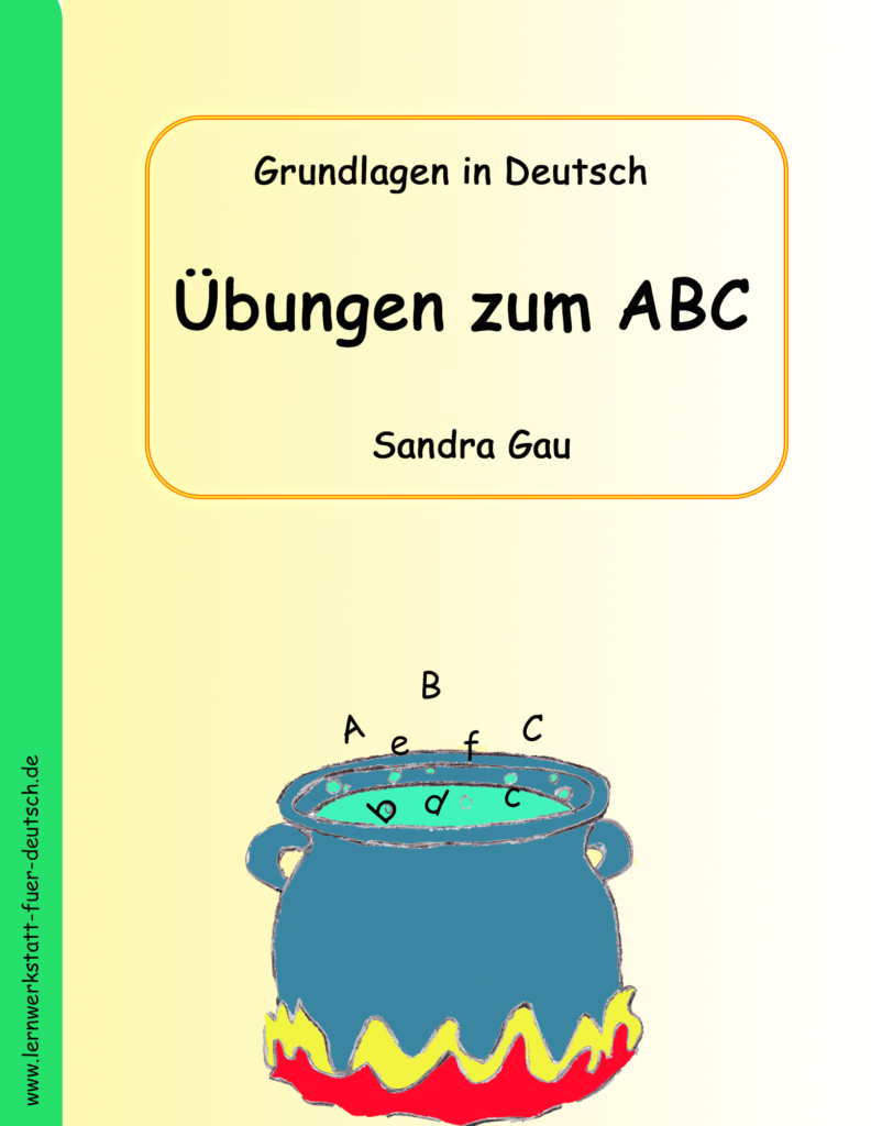 Übungen zum ABC- Übungen für zwischendurch
