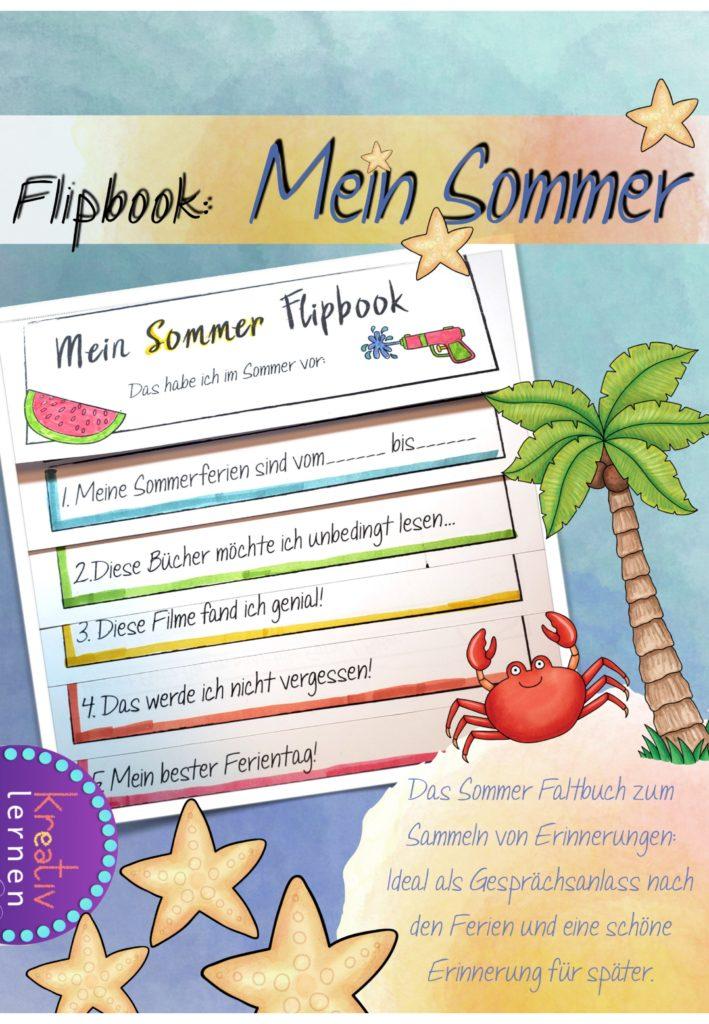 Ferienhausaufgabe für Grundschule- Übung für zwischendurch