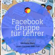 Facebookgruppe für Lehrer und Lehrerinnen